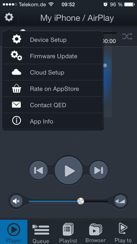 QED uPlay Stream Screenshot 4