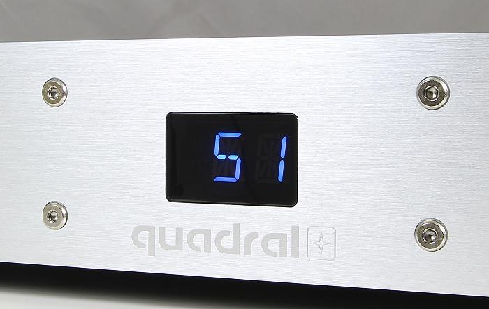 Quadral Magique XS Display