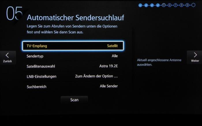 Samsung UE48H6890 Screenshot6