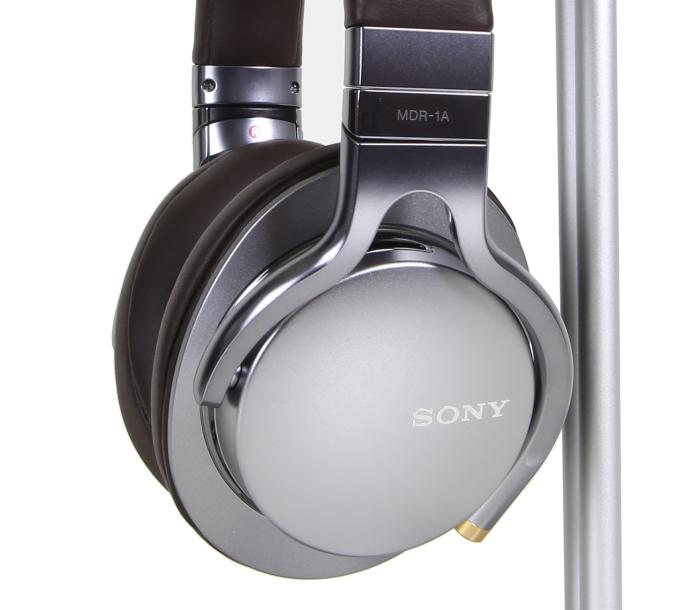 Sony MDR-1A Ohrmuschel1