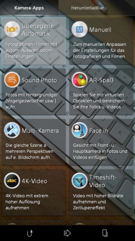 Sony Xperia Z3 Compact Screenshot 11