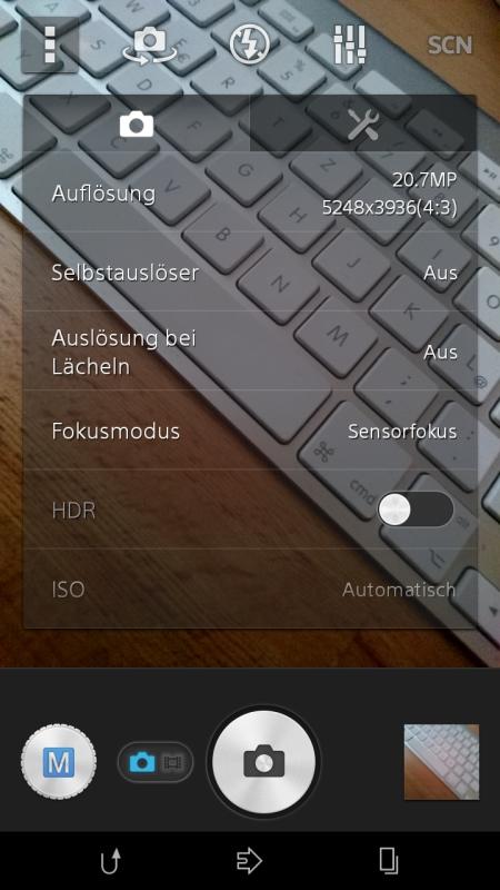 Sony Xperia Z3 Compact Screenshot 15