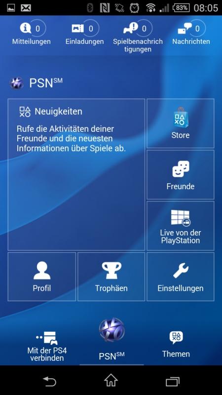 Sony Xperia Z3 Compact Screenshot 24