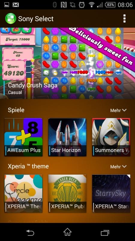 Sony Xperia Z3 Compact Screenshot 25