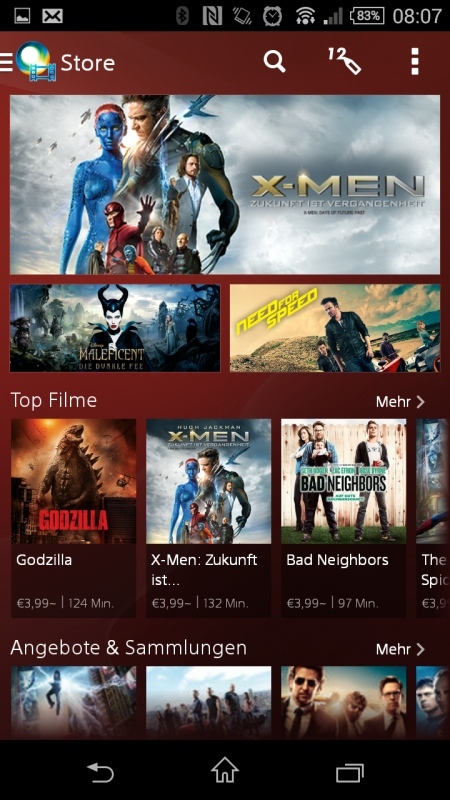 Sony Xperia Z3 Compact Screenshot 30