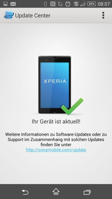 Sony Xperia Z3 Compact Screenshot 31