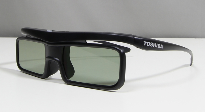 Toshiba 48L5441DG 3D Brille2