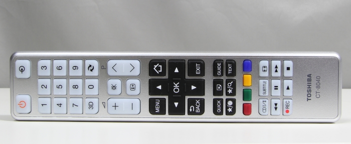 Toshiba 48L5441DG Fernbedienung