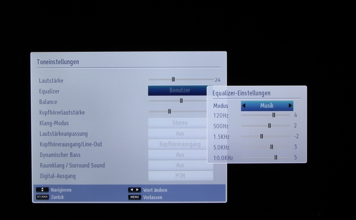 Toshiba 48L5441DG Screenshot 15
