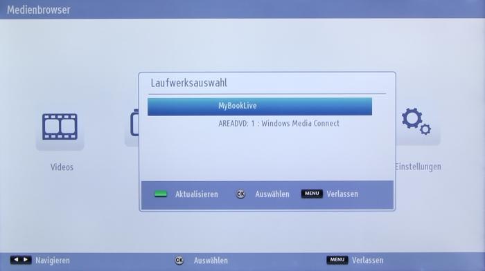 Toshiba 48L5441DG Screenshot 19