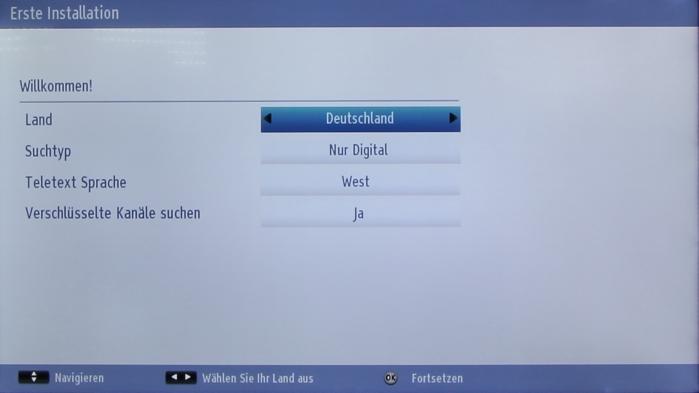 Toshiba 48L5441DG Screenshot 2