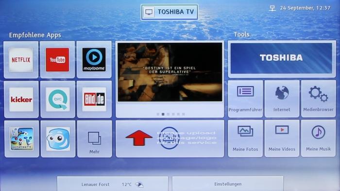 Toshiba 48L5441DG Screenshot 23