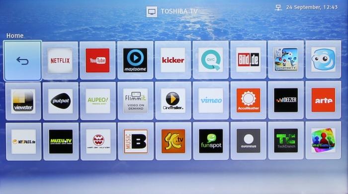 Toshiba 48L5441DG Screenshot 24