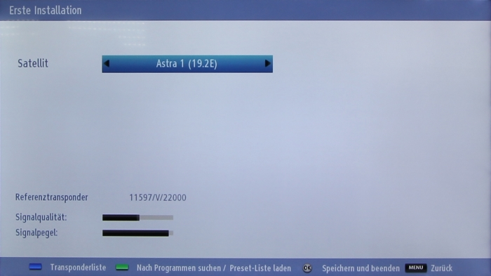 Toshiba 48L5441DG Screenshot 5