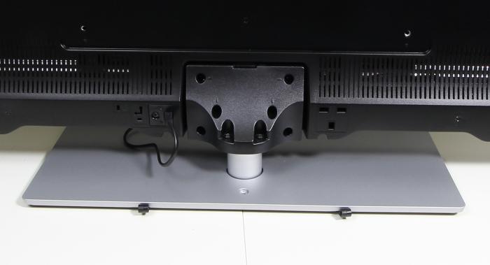 Toshiba 48L5441DG Standfuss Rueckseite