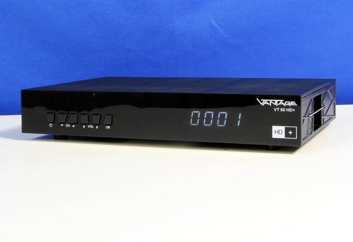 Vantage VT 50 HD+ Front Seitlich1