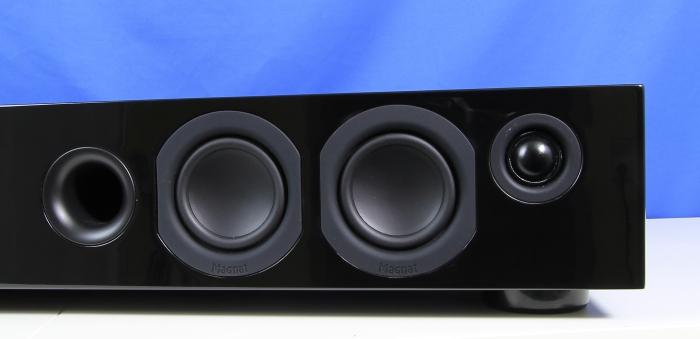 Magnat Sounddeck 600 Bestueckung