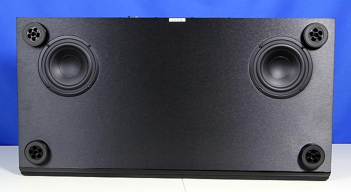 Magnat Sounddeck 600 Unterseite