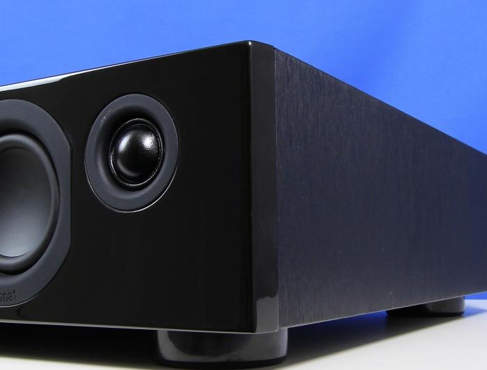Magnat Sounddeck 600 Verarbeitung