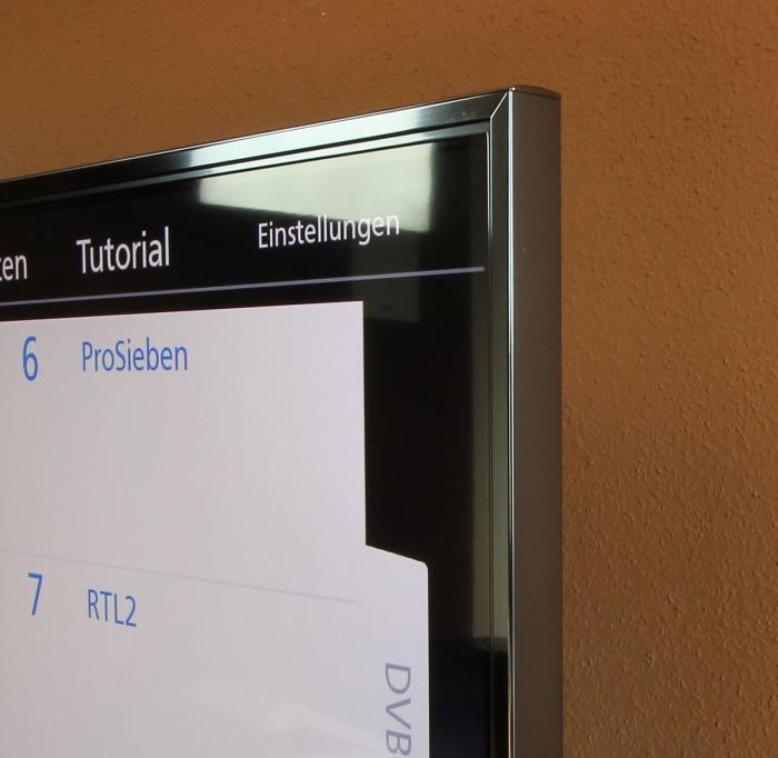 Panasonic TX-P65AXW804 Verarbeitung1