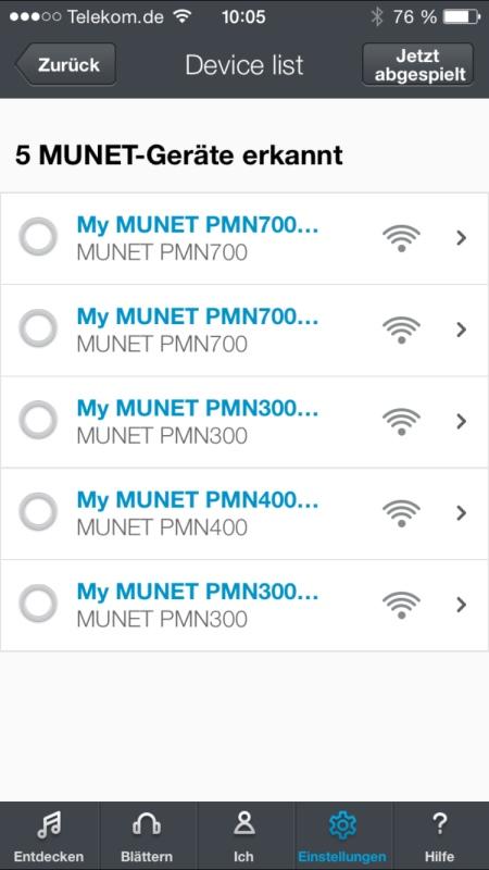 Peaq Munet App 20