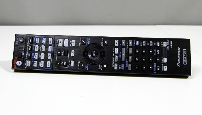 Pioneer SC-LX58 Fernbedienung2