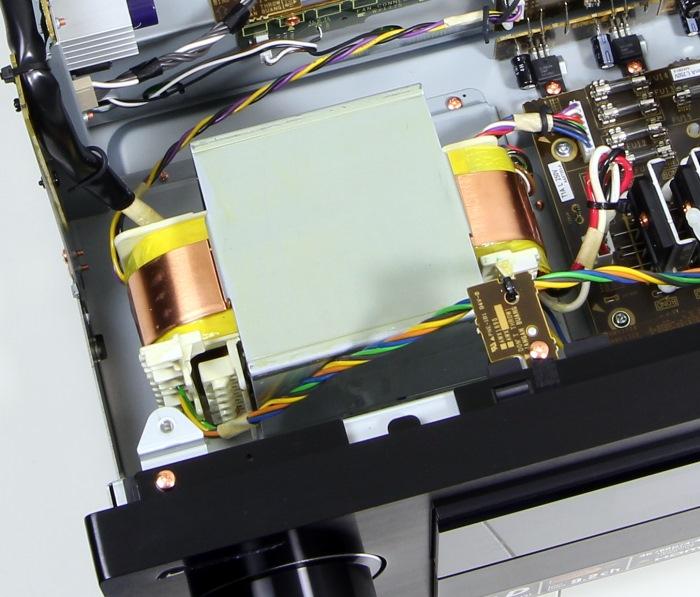Pioneer SC-LX58 Innenleben2