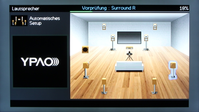 Yamaha RX-A1040 Screenshot 14