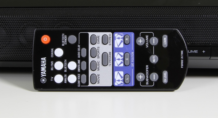 Yamaha SRT-1000 Fernbedienung