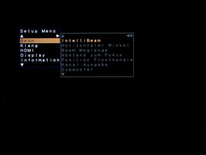 Yamaha YSP-2500 Screenshot 1