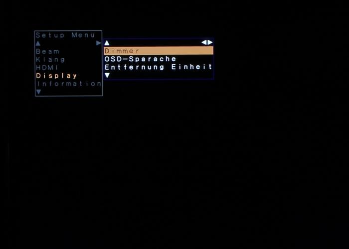 Yamaha YSP-2500 Screenshot 10