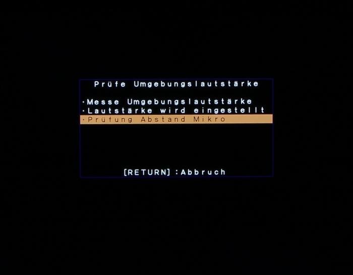 Yamaha YSP-2500 Screenshot 12