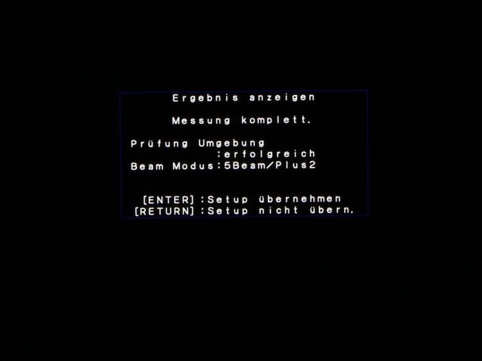 Yamaha YSP-2500 Screenshot 15