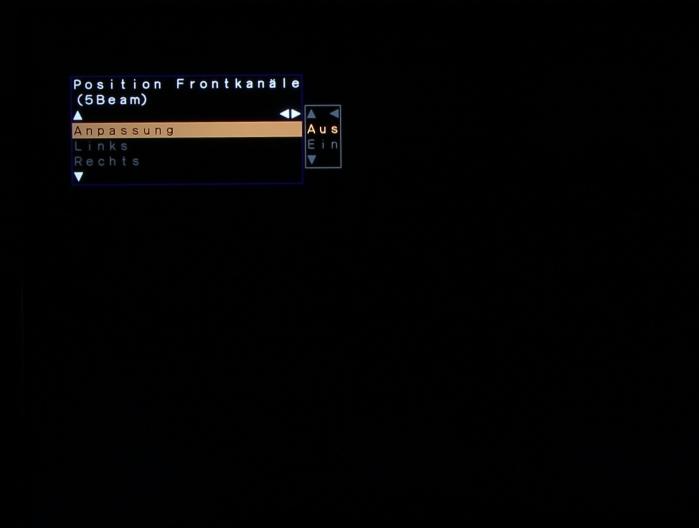 Yamaha YSP-2500 Screenshot 6