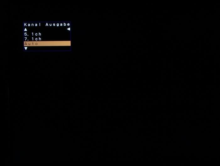 Yamaha YSP-2500 Screenshot 7