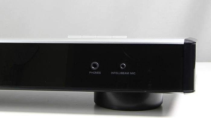 Yamaha YSP-2500 Soundbar Anschluesse Front