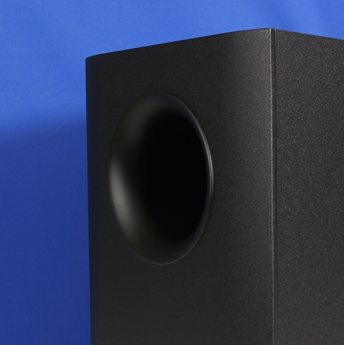 Canton Movie 95 Subwoofer Bassreflexrohr