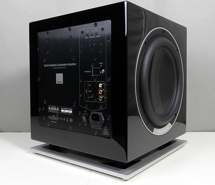 Dali Rubicon LCR Surround P-10 DSS Rueckseite Seitlich1