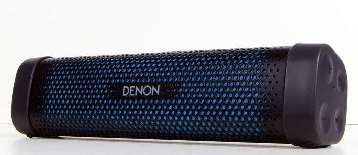 Denon Envaya Mini Front Seitlich1