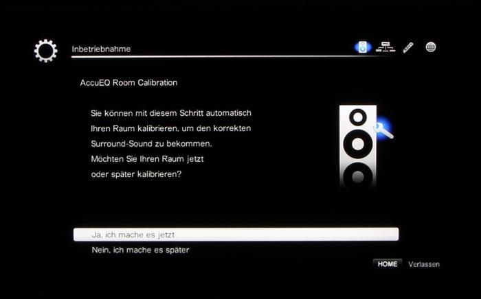 Onkyo TX-NR3030 Screenshot 3