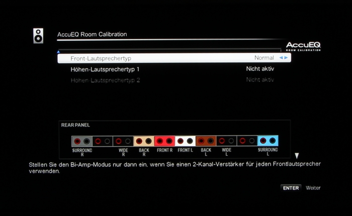 Onkyo TX-NR3030 Screenshot 5