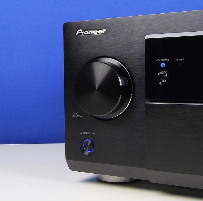 Pioneer SC-LX88 Bedienelemente Front2