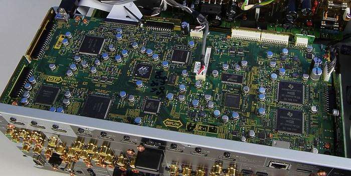 Pioneer SC-LX88 Innenleben1