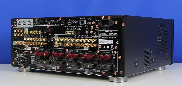 Pioneer SC-LX88 Rueckseite Seitlich1