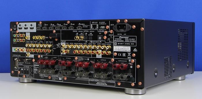 Pioneer SC-LX88 Rueckseite Seitlich2