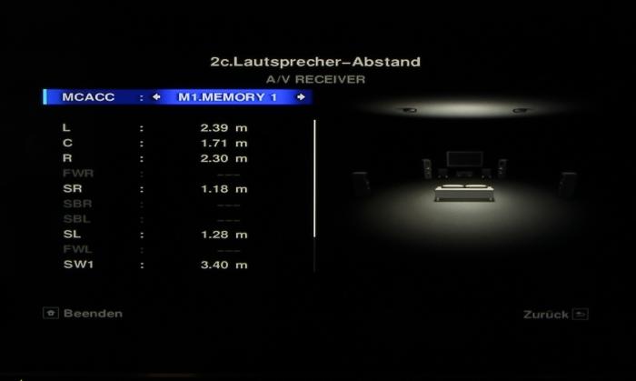 Pioneer SC-LX88 Screenshot 17