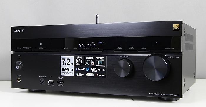 Sony STR-DN1050 Front Seitlich6