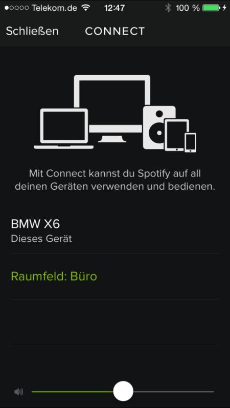 Teufel Raumfeld Controller App 20