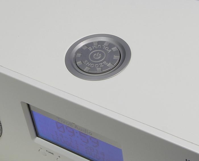 Tivoli Music System Three Plus Bedienelement Oberseite
