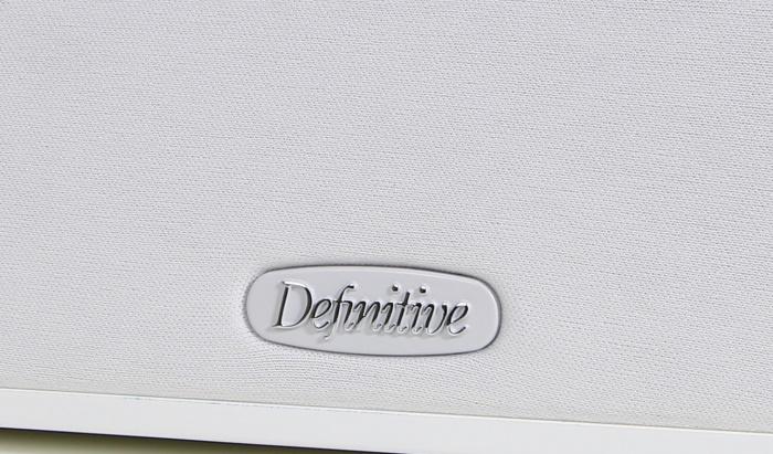 Definitive ProCinema 600 Center Detail Front